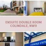 Double Room To Let Globe Court Colindale NW9 Homesearch Properties