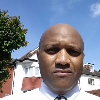 Dominic C Nwosu testimonial for Homesearch Properties